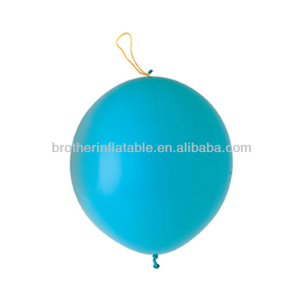 12 inch printed advertising balloons pearl balloons printed punch balloons