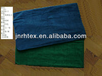 cotton terry stock towel