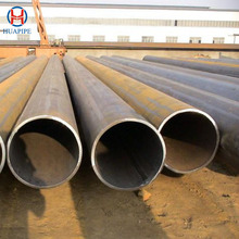 API 5CT ERW Casing Pipe, 3PE Anti-Corrosion Cement Lined Carbon Steel Pipe