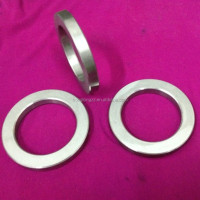 Tungsten carbide single cartridge mechanical seals