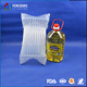Best price protective clear air bag for cooking oil bottle/anti shock oil bottle packaging102