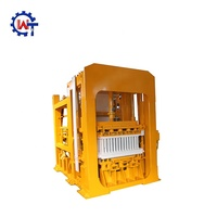 QT8-15 brick machine automatic brick manufacturing plant