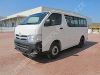 New Car Toyota Hiace Standard Roof 2014