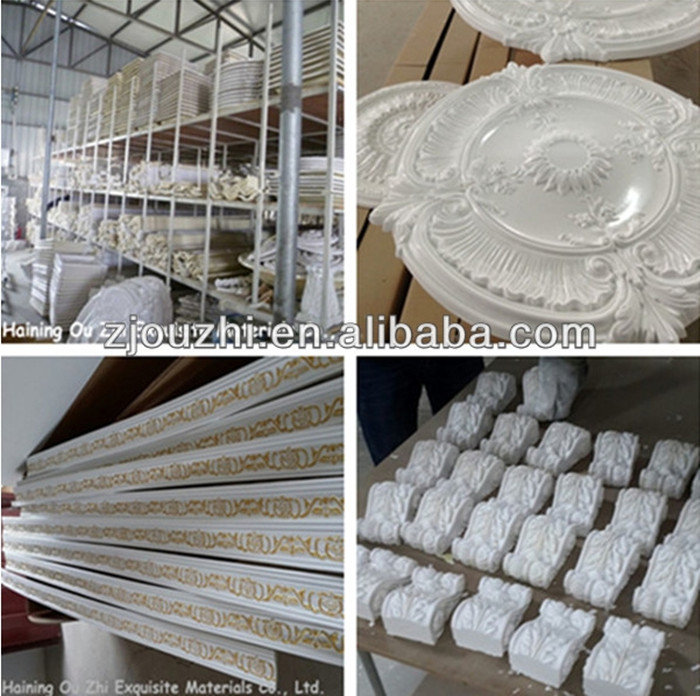 house interior foam decoration mouldings