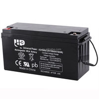 12v battery sla battery 12v150ah