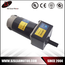 permanent magnet spur gear micro dc motor