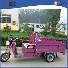 Convenient motorcycle rickshaw