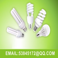 hot selling energy saving bulb 3u 12mm diameter power lamps 27w 30w e27