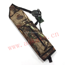 hunting archery quiver to set carbon recurve bow or fiberglass compound bow arrows archery quiver bag archer case
