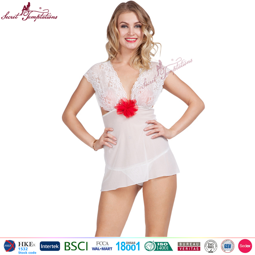 women sex for night white sexy nightdress china wholesale custom adult girls sexy transparent lingerie