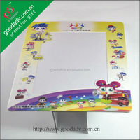 Cheap paper product photo frame wholesale folding paper photo frame