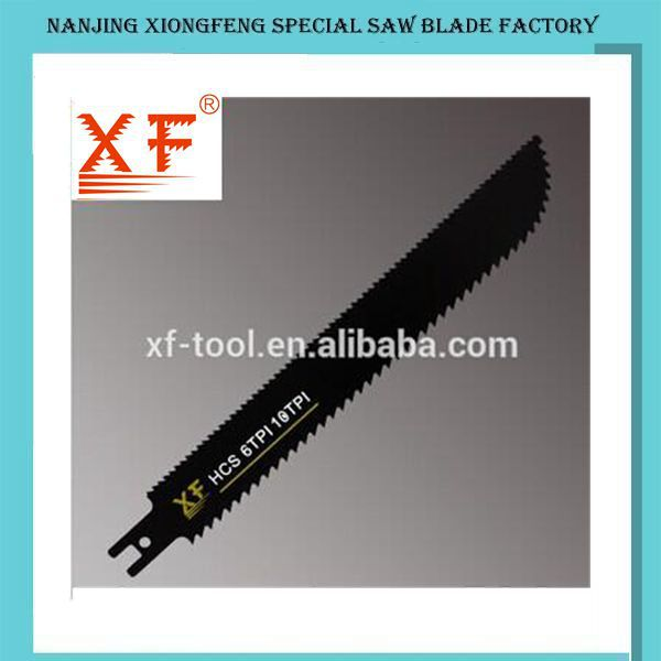 5 Pack Double Edge High Carbon Sabre Saw Blade