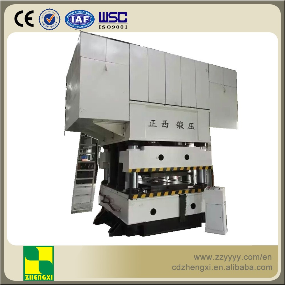 Single Column Hydraulic sheet metal embossing machine for steel material imprinting with CE certificated
