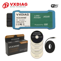 VXDIAG VCX NANO for LandRover and for Jaguar 2 in 1 WiFi version diagnostic car scanner tool