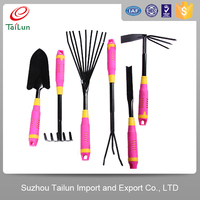 different kinds of digging ladies garden tools
