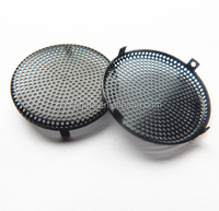 custom perforated metal mesh speaker grille mesh