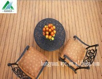 Tongue and Groove Wood Plastic Composite Flooring WPC Decking Composite Decking