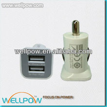 dual usb car charger smartphone charger for cellphone charger