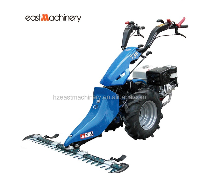 high performance two wheel tractor hand tractor 10hp diesel tractor with Japan engine for Sri Lanka
