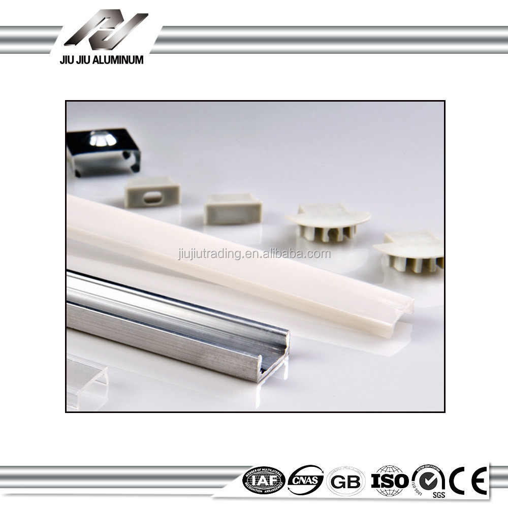 best quality alu extrusion led mounting channel profile