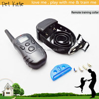 Anti Barking Dog Training Tips with Remote Control E Collar