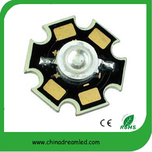 1w high power uv leds 365nm with star pcb