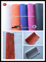 colorful synthetic leather,hot sale pu material for shoes