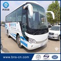 2014 Year Yuchai engine Euro 4 emission 39seaters tourist passenger bus in stock