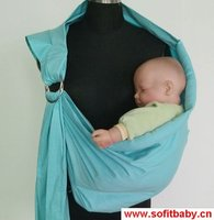 New Aluminum Ring Sling Baby Carrier Wrap Baby