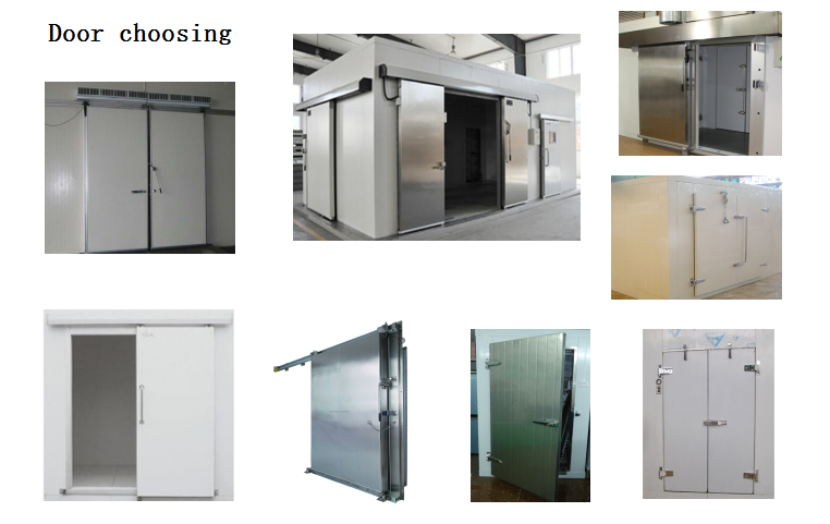 Made-to-order storage cold room store frozen food