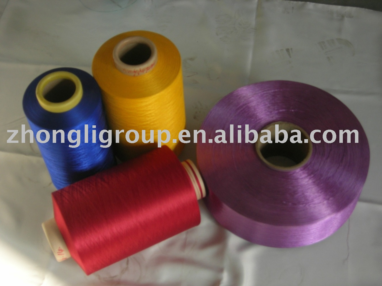 Reliance 100% Polyester Yarn manufacturer for woven label
