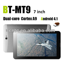 7 inch Android Tablet PC MTK6577 Dual Core 3G,GPS,Bluetooth,FM