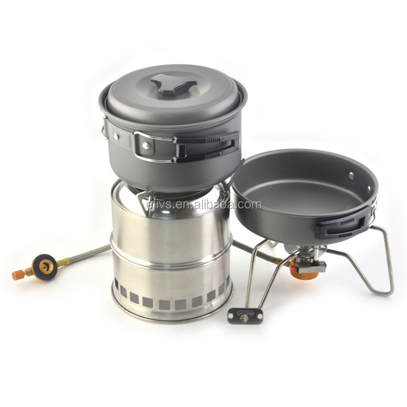 2017 hot sale Outdoor survival Wood Camping Stove camping equipment manufacturer wholesale alibaba