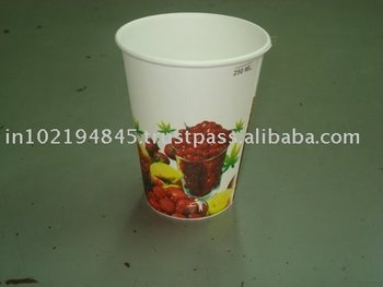 DOUBLE PE PAPER CUPS