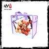 Mini pp shopping bag with zipper, pp woven bag with zipper, laminated zip lock bags
