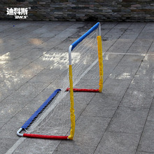 Mini Soccer Goal Toys With Colorful Sleeve For Kids
