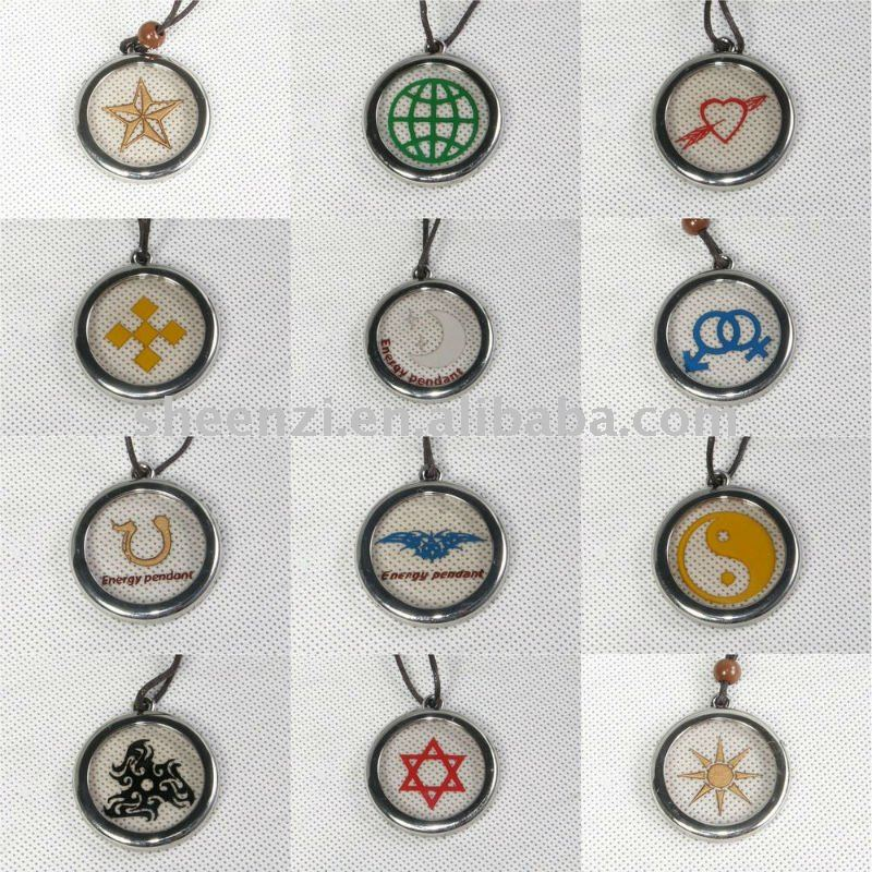 Bio Chi New life Energy pendant necklace