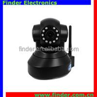 No.1 Sale 1.0 MP Robot Pan/Tilt P2P Wireless IP Camera