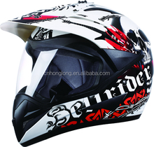 Motorcycle Accessories,ATV Racing helmet with European Style,DOT Homologation Approved