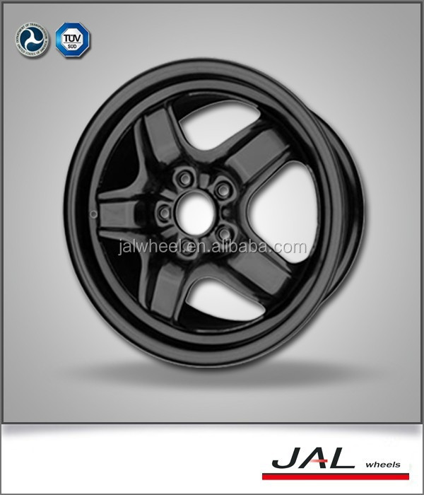 Sports Steel Rims for Cars Made in China