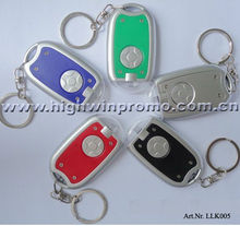Promotional LED Torch Keychain