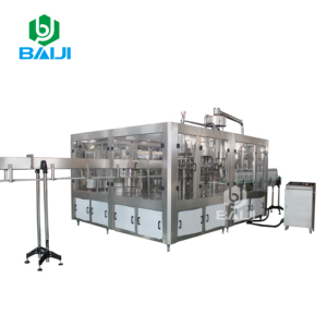 CE approved fruit juice making machine / tomato juice hot filling bottling processing plant / tea capping equipment