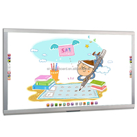 EIBOARD LED interactive whiteboard tv with lcd display