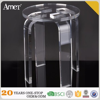 China factory customized transparent acrylic dining chair