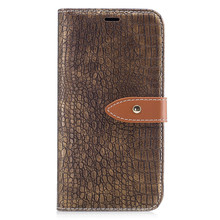 New arrival business style wallet cell phone case for iphone 8 case