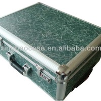 PVC Spinner Hard Case Luggage Luggage
