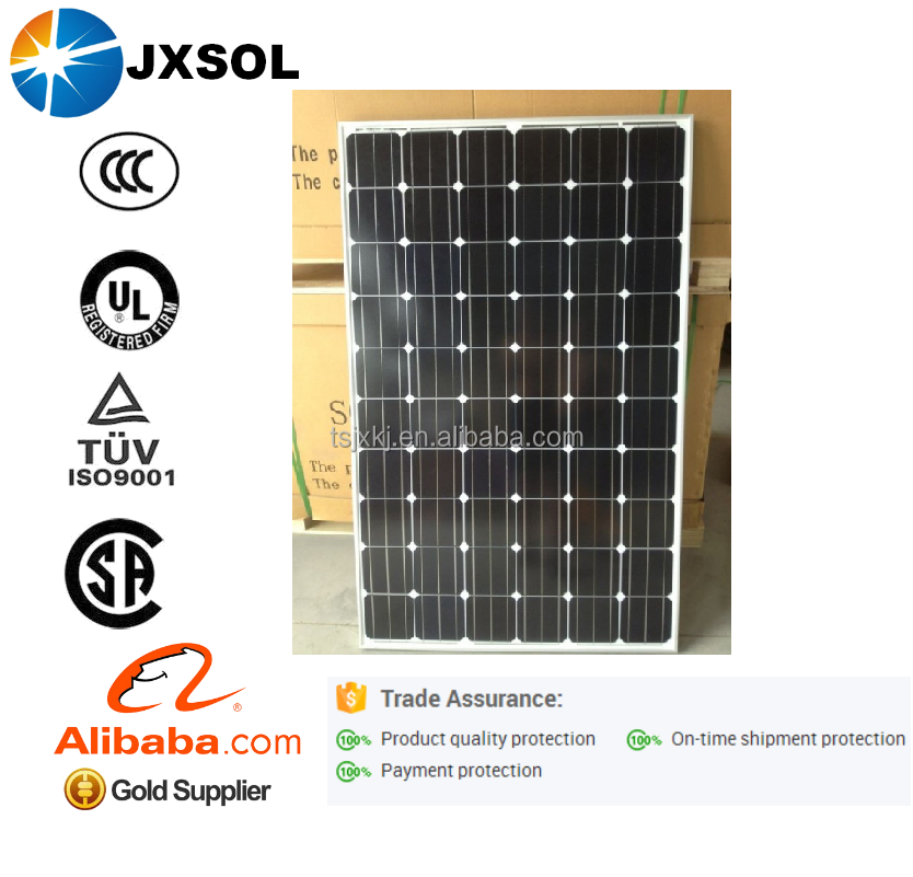 high quality cheap price panel pv 270w for solar pv system