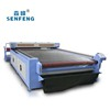 Specially Designed for Textile / Leather / Non-woven Automatic Feeding Co2 Laser Cutting Machine