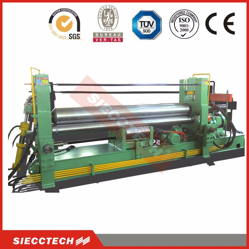 <strong>W11S</strong> 8mmx1500mm upper roller universal <strong>hydraulic</strong> <strong>rolling</strong> <strong>machine</strong>,metal sheet <strong>rolling</strong> <strong>machine</strong>,