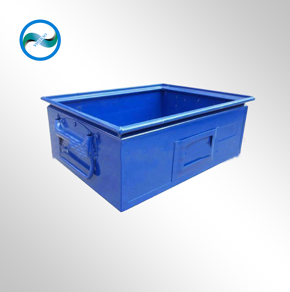 galvanized zinc packaging steel box Alibaba China